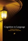 Cognition in Language